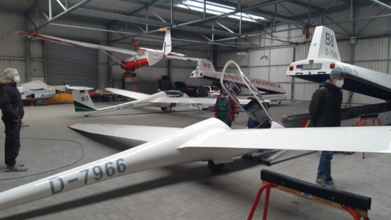 Flugzeug-TÜV