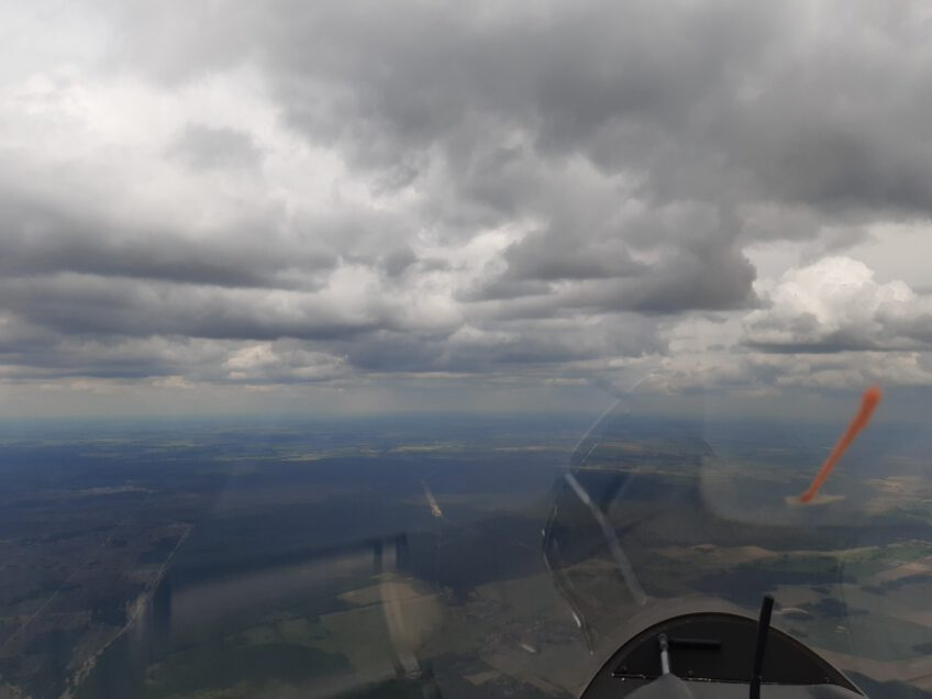 Segelflugbundesliga mit Verzögerung gestartet