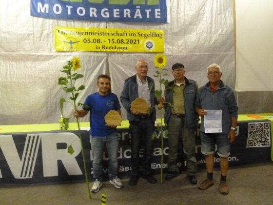 Thüringenmeisterschaft im Streckensegelflug