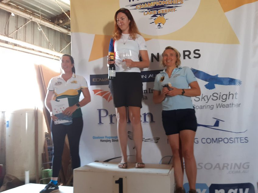 10th FAI Women's World Gliding Championship
